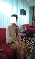 ウェスティン都ホテル京都の正面ロビー奥へ入ったロビー