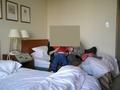 ホテルのお部屋です