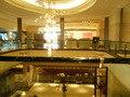 スターゲイトホテル 関西エアポートの二階からフロントの眺め