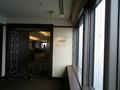54階のレストランの入り口
