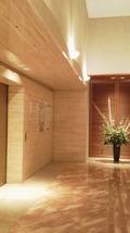 関西エアポートワシントンホテル 一階のエレベーター乗り場
