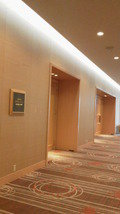 関西エアポートワシントンホテル 披露宴会場