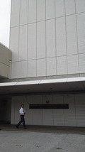 関西エアポートワシントンホテル入り口