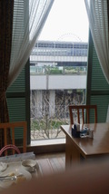 関西エアポートワシントンホテル内のレストラン