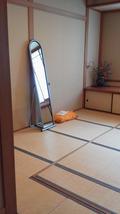 関西エアポートワシントンホテル内の神式の結婚式会場の隣の支度部屋