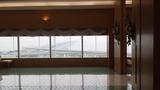 関西エアポートワシントンホテル内の結婚式のチャペルの階のエレベーターホール
