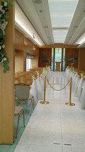 関西エアポートワシントンホテル内の結婚式のチャペルの入り口のドア