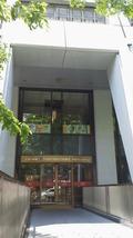 ホテル日航大阪御堂筋側の正面