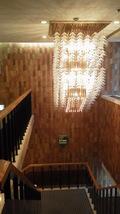 一階へのエスカレーター