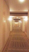 14階の廊下