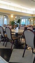 4階のレストラン