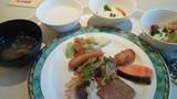 二日目の朝食