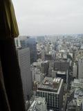 28階ロビーからの景色