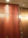 エレベータで29階へ