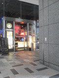 ホテル1階の入り口の反対側