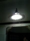 洗面所のライト