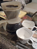 お部屋で挽きたてコーヒー
