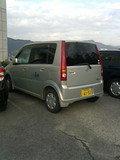 ホテル長崎の車