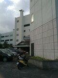 ホテル長崎の駐車場