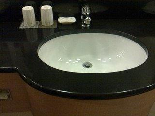 ピカピカな手洗い
