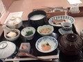 朝食は和食堂 山里  (2階)