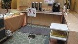 1Fの喫茶コーナー