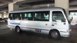 送迎用のバス