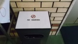 エレベータホール前も禁煙