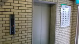 北館のエレベータです