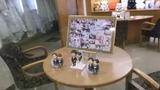 ブライダルサロンのテーブル