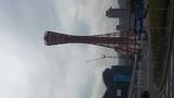 隣にポートタワーがあります