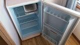 冷蔵庫を開けると