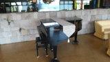 ロビーにはピアノが置いてあります