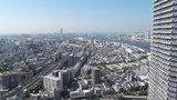 こっちは川と大阪湾