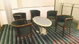 宴会場の待合スペース