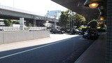 タクシー待機場
