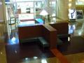 地下1階の休憩スペース
