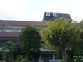 旅館の建物