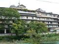外から見た旅館