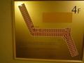 フロアの平面図