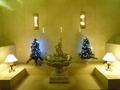 館内の装飾