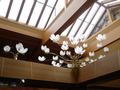 天井の飾り