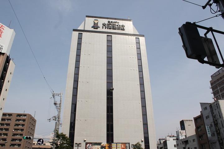 建物(横から見たところ)
