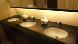 トイレの洗面所です