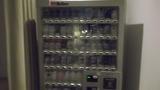 タバコの自動販売機もあります