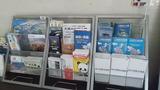 大阪の各種観光地のパンフ