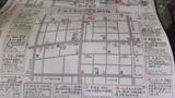 自家製の地図もあります