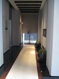 ロビー階のエレベーターホール