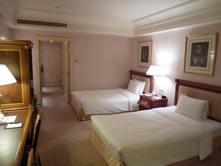 広くて快適な部屋でした