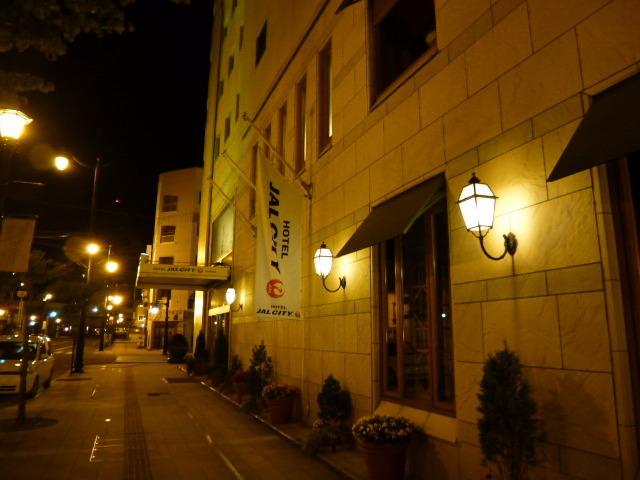 青森市街ではオススメのホテル